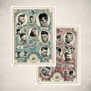 Poster-set