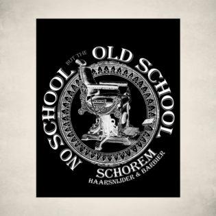 Tshirt-oldschool